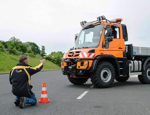 The Unimog Safety Concept.