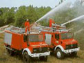 Wildland Fire Fighting Vehicles