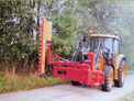 Road Maintenance and Landscaping Implements