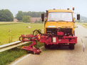 Unimog Road Maintenance and Landscaping Implements