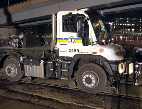 Unimog Specialist in Canada With 50 Years' Experience