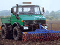 Unimog Agricultural Implements